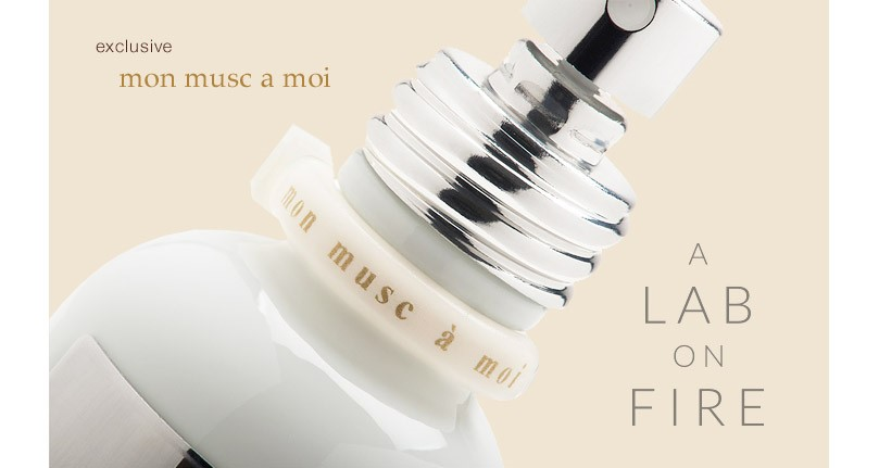 New from A Lab On Fire - Mon Musc à Moi