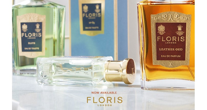 Floris London - Now at Luckyscent