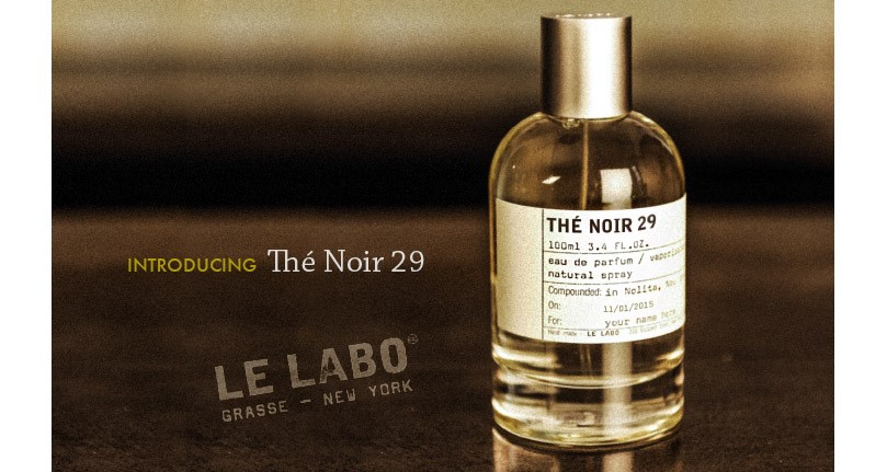New Le Labo Thé Noir - Amazingly spicy and smooth.