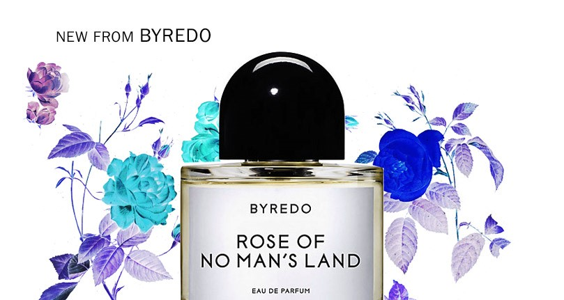 BYREDO's Latest...Rose of No Man's Land