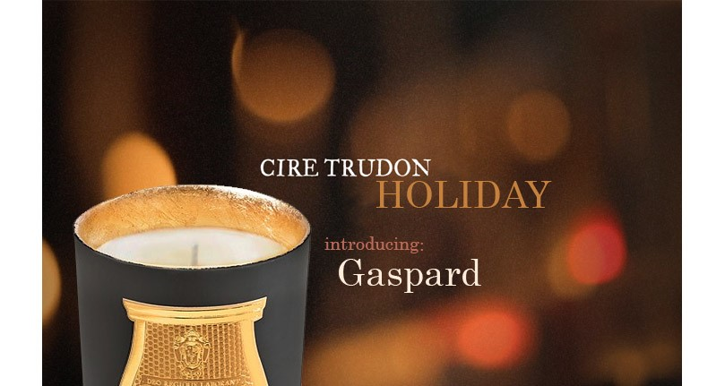 Cire Trudon for Holiday
