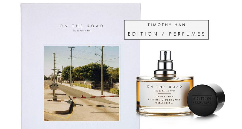 Timothy Han Edition Perfumes - On The Road