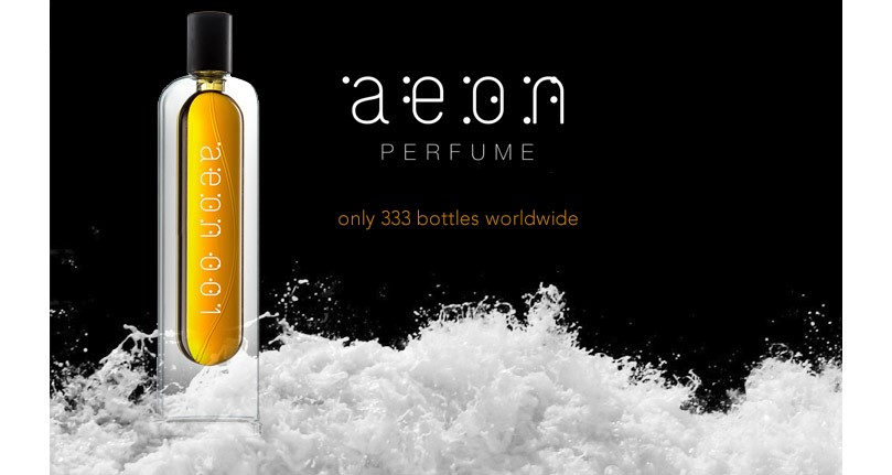 AEON 001. Only available at Luckyscent.