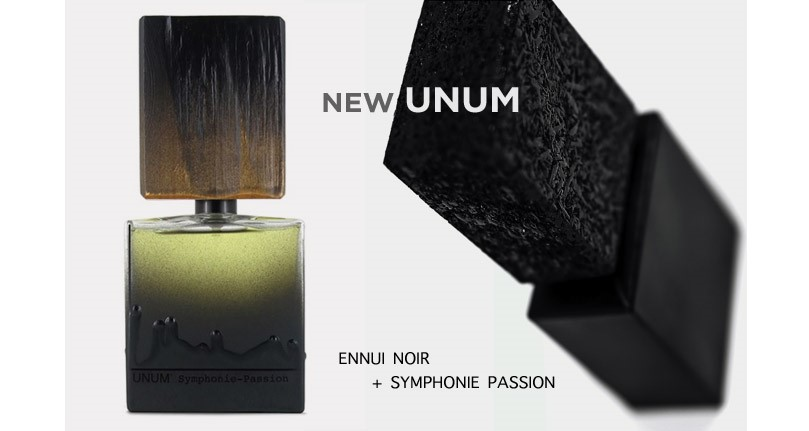 10 - UNUM has two new releases! Now at Luckyscent
