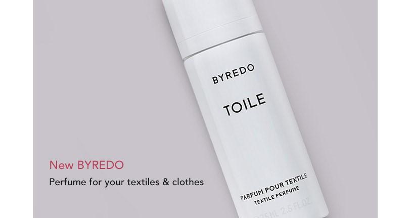 7 - Byredo Toile