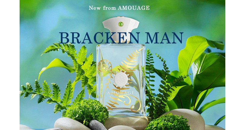 7 - Amouage Bracken Man