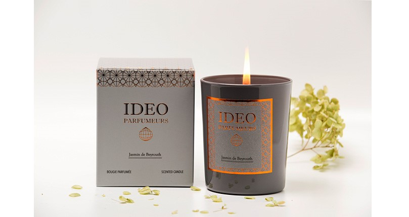 3 - Ideo Parfumeurs in Candles & Home
