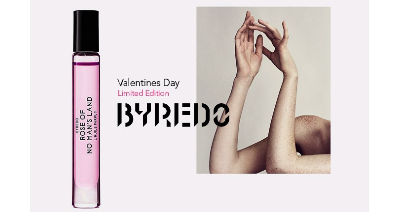 1 - Rose of no man's land roll on oil from Byredo