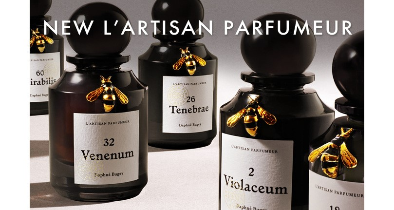 5 - L'Artisan Parfumeur Natura Fabularis Collection is Here
