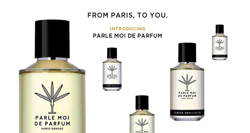 10 - Parle moi de parfum