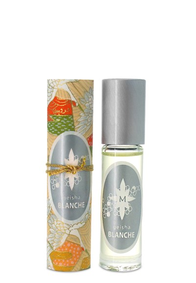 Geisha Blanche roll-on  perfume oil  by Aroma M