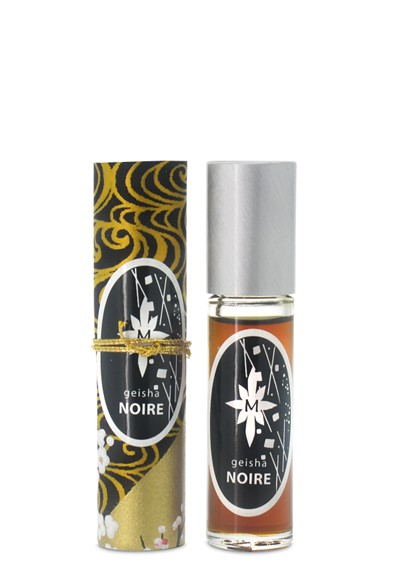 Geisha Noire roll-on  perfume oil  by Aroma M