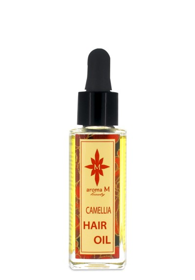 Camellia Hair Oil   by Aroma M