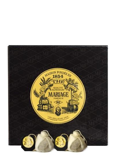 Casablanca Black and Green Tea Blend - Sachet  by Mariage Freres