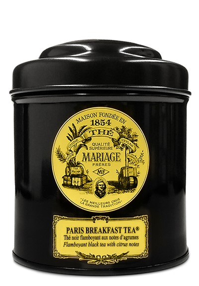 Paris Breakfast  Black Tea - Loose Leaf  by Mariage Freres