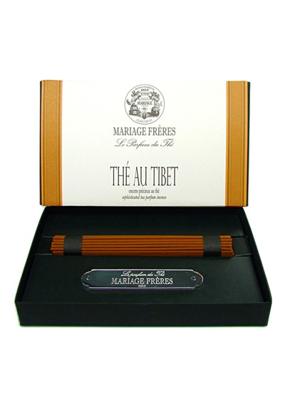 The au Tibet  Incense sticks  by Mariage Freres