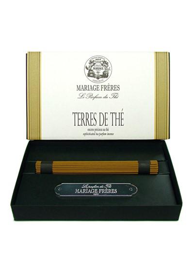 Terres de The Incense sticks  by Mariage Freres