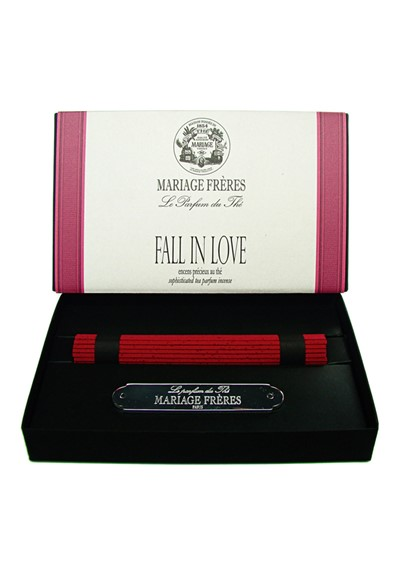 Fall in Love  Incense sticks  by Mariage Freres