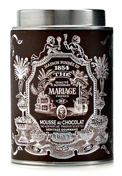 The Mousse au Chocolat - Heritage Gourmand  Black Tea - Loose Leaf  by Mariage Freres