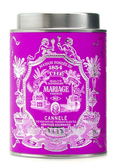 The Cannele - Heritage Gourmand  Black Tea - Loose Leaf  by Mariage Freres