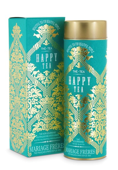 Happy Tea  Black Tea- Loose Leaf  by Mariage Freres