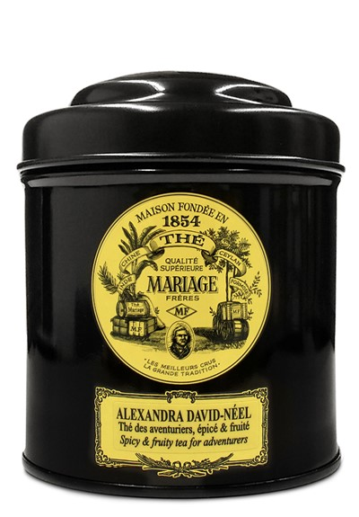 Alexandra David-Neel  Black Tea - Loose Leaf  by Mariage Freres
