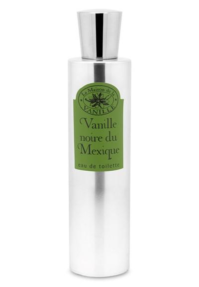 Vanille Noire du Mexique Eau de Toilette  by La Maison de la  Vanille