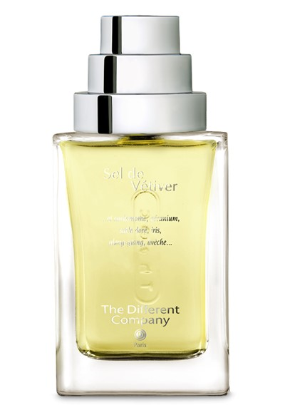 Sel de  Vetiver  Eau de Toilette  by The Different Company