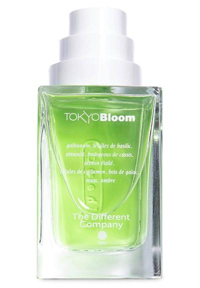 Tokyo Bloom Eau de Toilette  by The Different Company