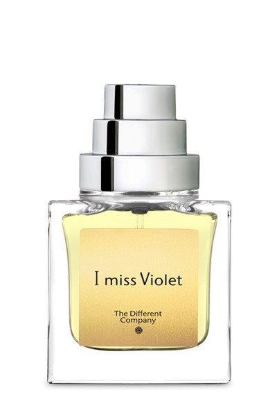 I Miss Violet  Eau de Parfum  by The Different Company
