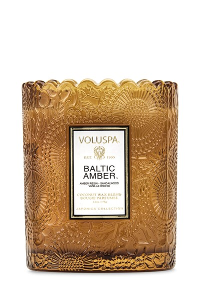 Baltic Amber  Scented Candle  by Voluspa Candles