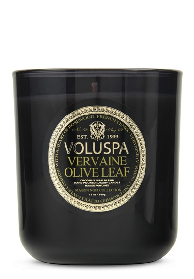 Vervaine Olive Leaf Scented Candle  by Voluspa Candles