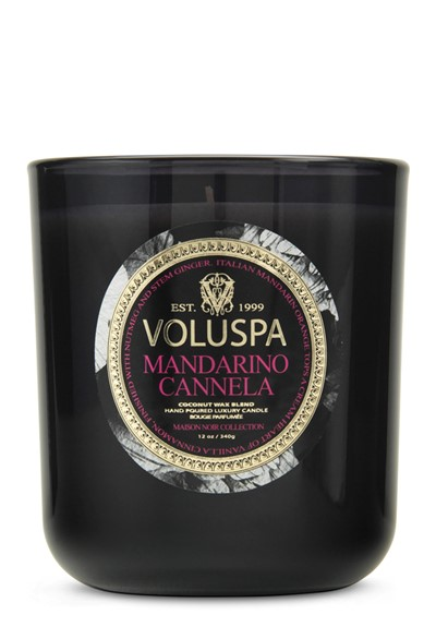 Mandarino Cannela Scented Candle  by Voluspa Candles
