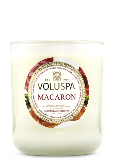 Macaron Scented Candle  by Voluspa Candles