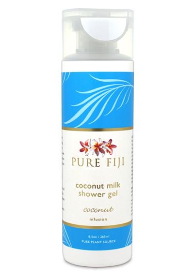 Coconut Shower Gel   by Pure Fiji