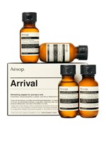 Arrival by Aesop