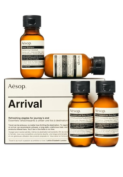 Arrival  Travel Kit  by Aesop