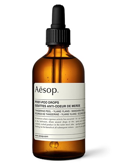 Post-Poo Drops   by Aesop