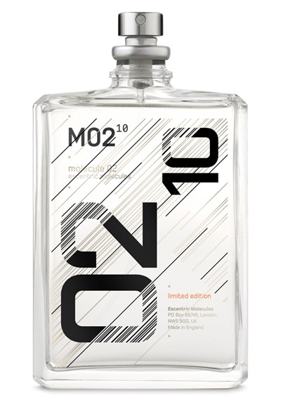 Power of 10 Limited Edition- Molecule 02  Eau de Toilette  by Escentric Molecules