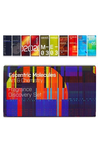 Escentric Molecules - 8 Piece Discovery Set   by Escentric Molecules