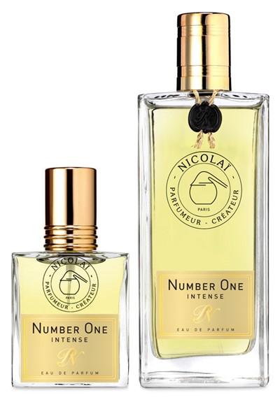 Number One Intense Eau de Parfum  by PARFUMS DE NICOLAI