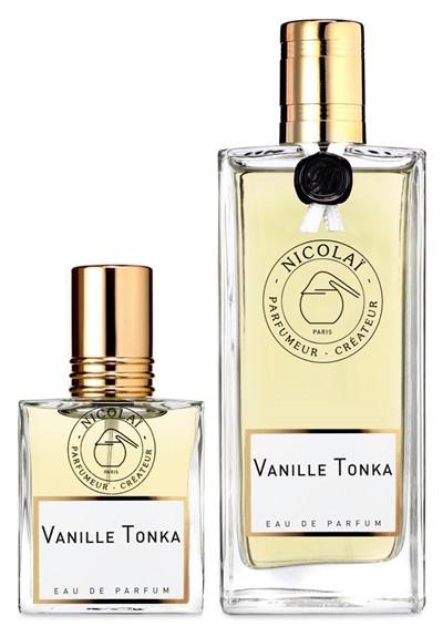Vanille Tonka Eau de Parfum  by PARFUMS DE NICOLAI