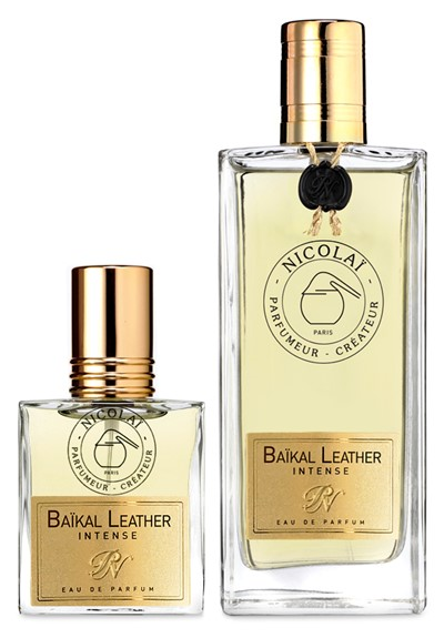 Baikal Leather Intense  Eau de Parfum  by PARFUMS DE NICOLAI