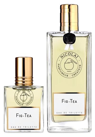 Fig Tea Eau de Toilette  by PARFUMS DE NICOLAI