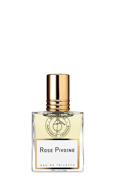 Rose Pivoine  Eau de Toilette  by PARFUMS DE NICOLAI