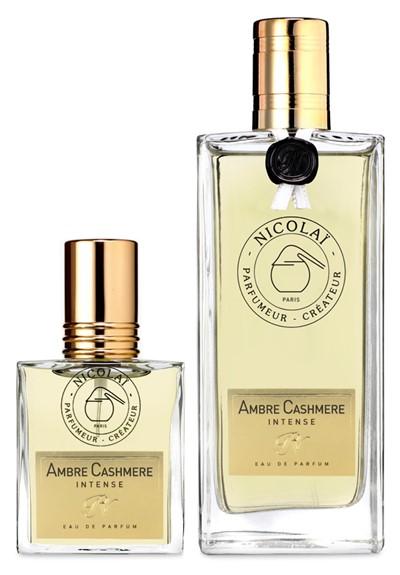 Ambre Cashmere Intense Eau de Parfum  by PARFUMS DE NICOLAI