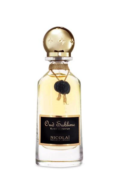 Oud Sublime Elixir de Parfum  by PARFUMS DE NICOLAI