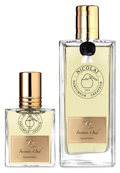 Incense Oud Eau de Parfum  by PARFUMS DE NICOLAI