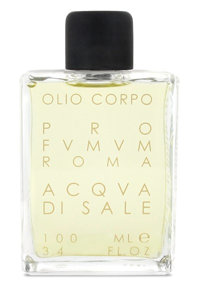 Olio Corpo - Acqua di Sale  Body Oil  by Profumum