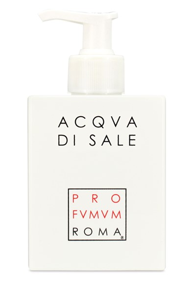Acqua di Sale Body Cream  Scented Body Cream  by Profumum
